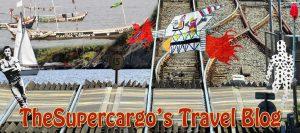 Travel blog header