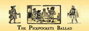 Pickpockets ballad header