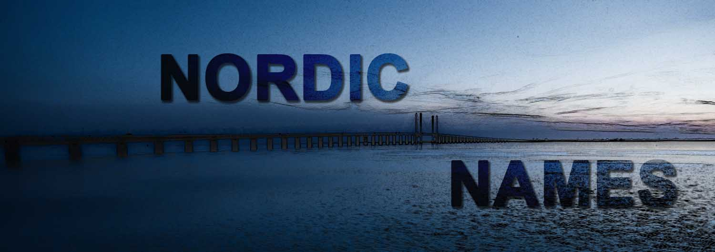 Nordic Names Header