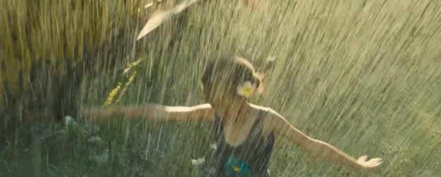 Vai dancing in the rain - film still
