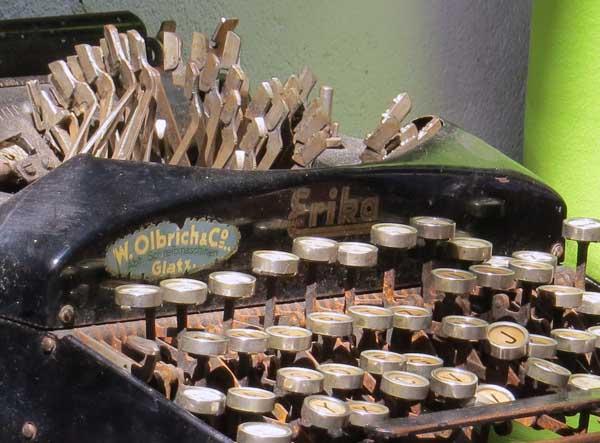 Ten thousand hours - dead typewriter