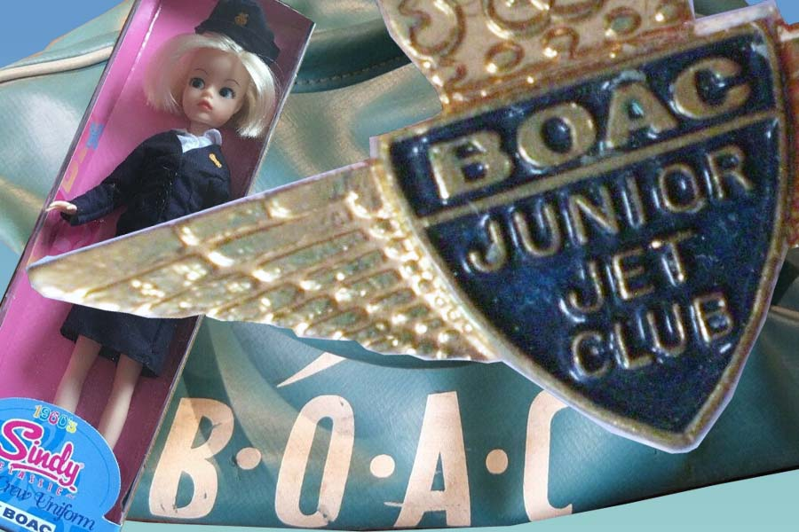 Flying to Accra: BOAC Memorabilia