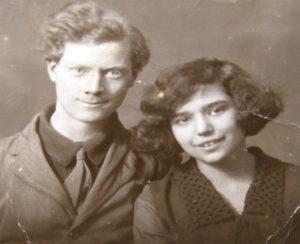 Deborah Warwick: Charlie B and Debbie, 1920