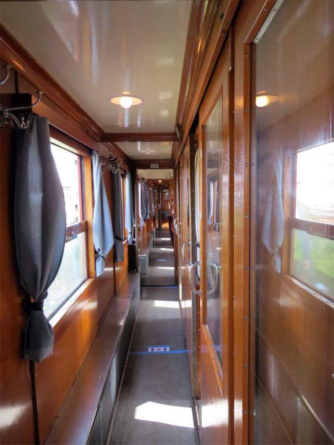 Heritage rail: corridor
