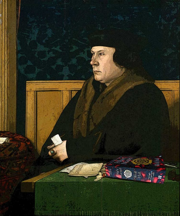 Bodies: Thomas Cromwell has been reading Wolf Hall