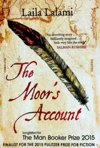Historical fiction: The Moor's Account