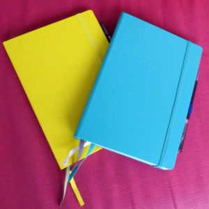 Successfully organised: my Bullet Journals