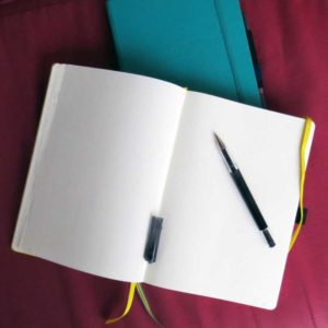 Bullet Journal - ready for notes