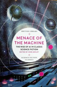 Menace of the Machines cover