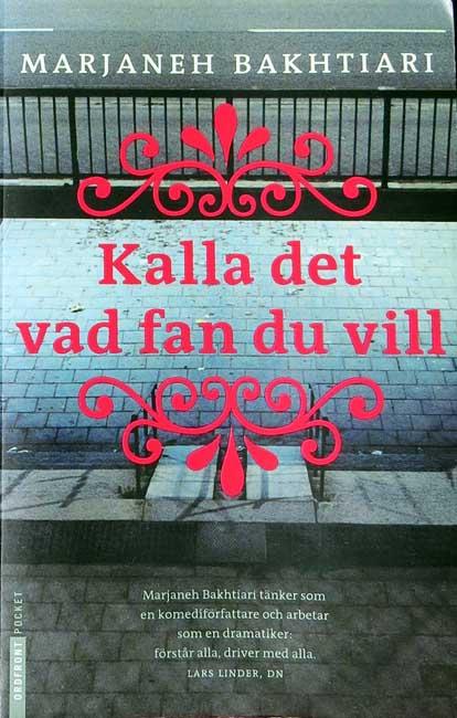 Cover of Kalla det vad fan du vill